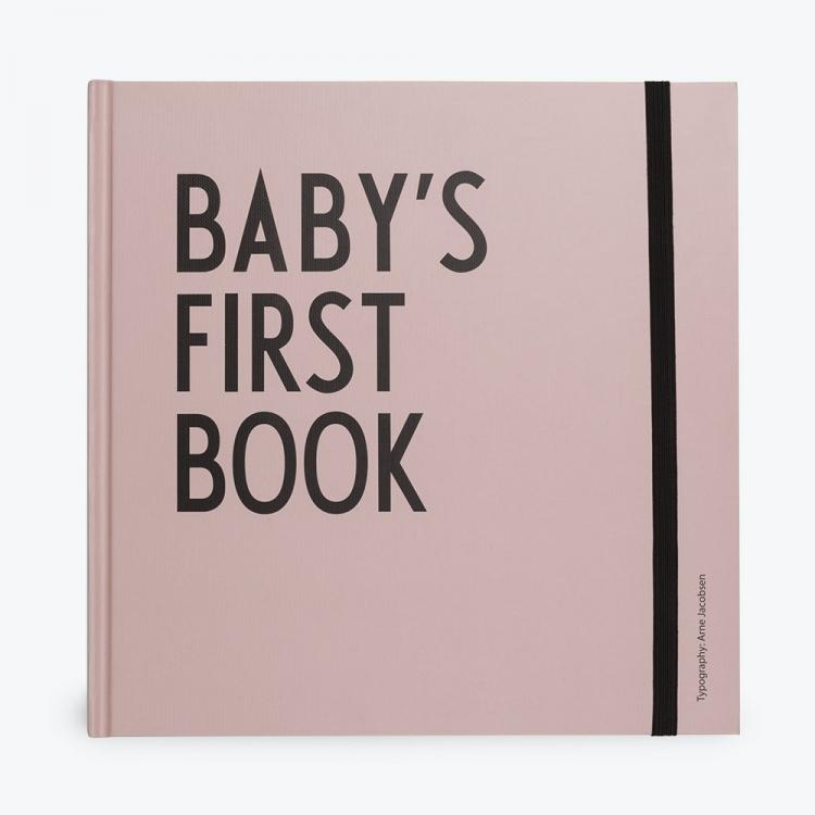 | Design letters - baby's first book