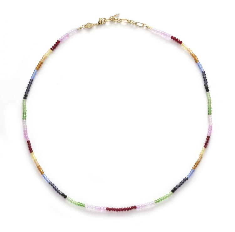 Anni Lu - Chasing rainbows necklace