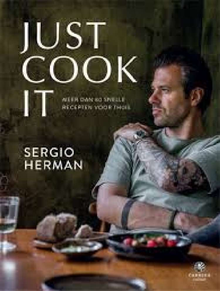 Carrera - Just cook it, Sergio Herman