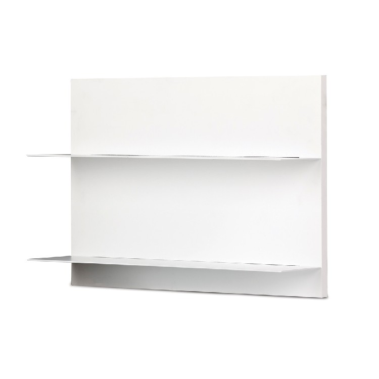 | Design Letters - White paper A3 shelf