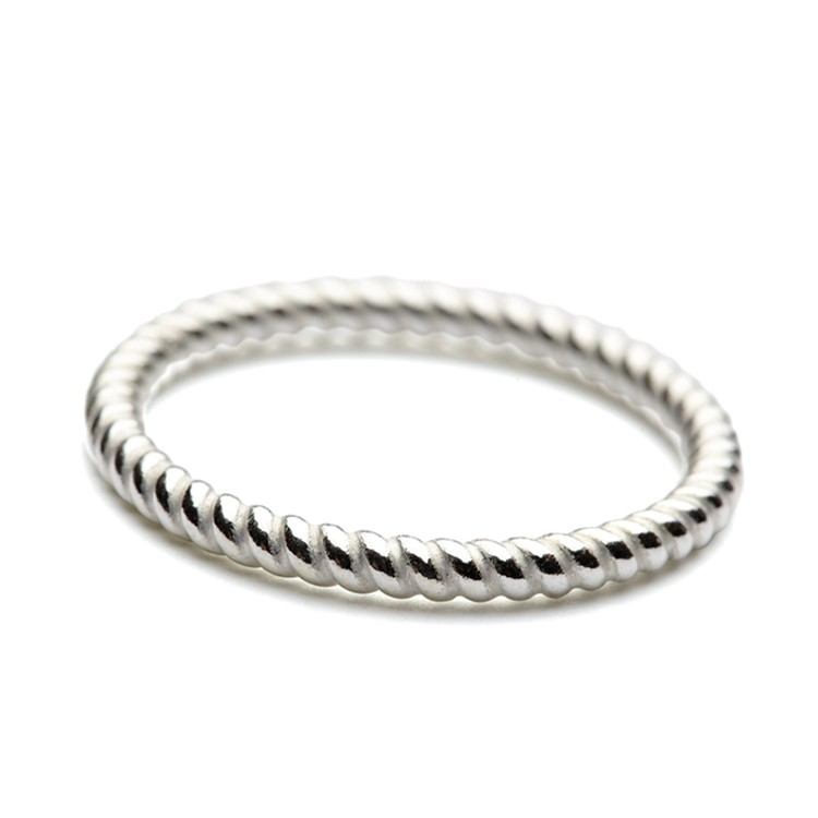 Pernille Corydon - Twisted ring