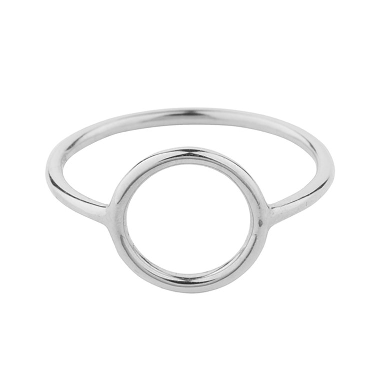 Pernille Corydon - Halo ring small adjustable